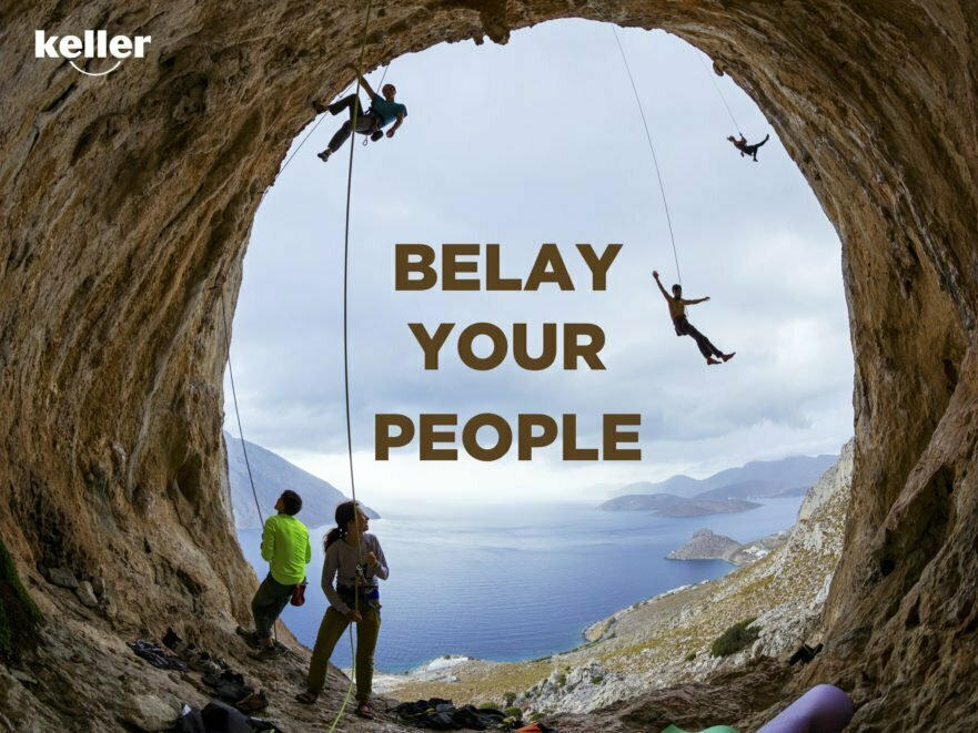 Belay Your People