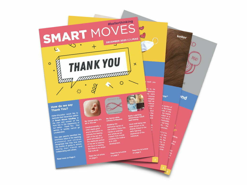 Smart Moves EduMag - December Edition