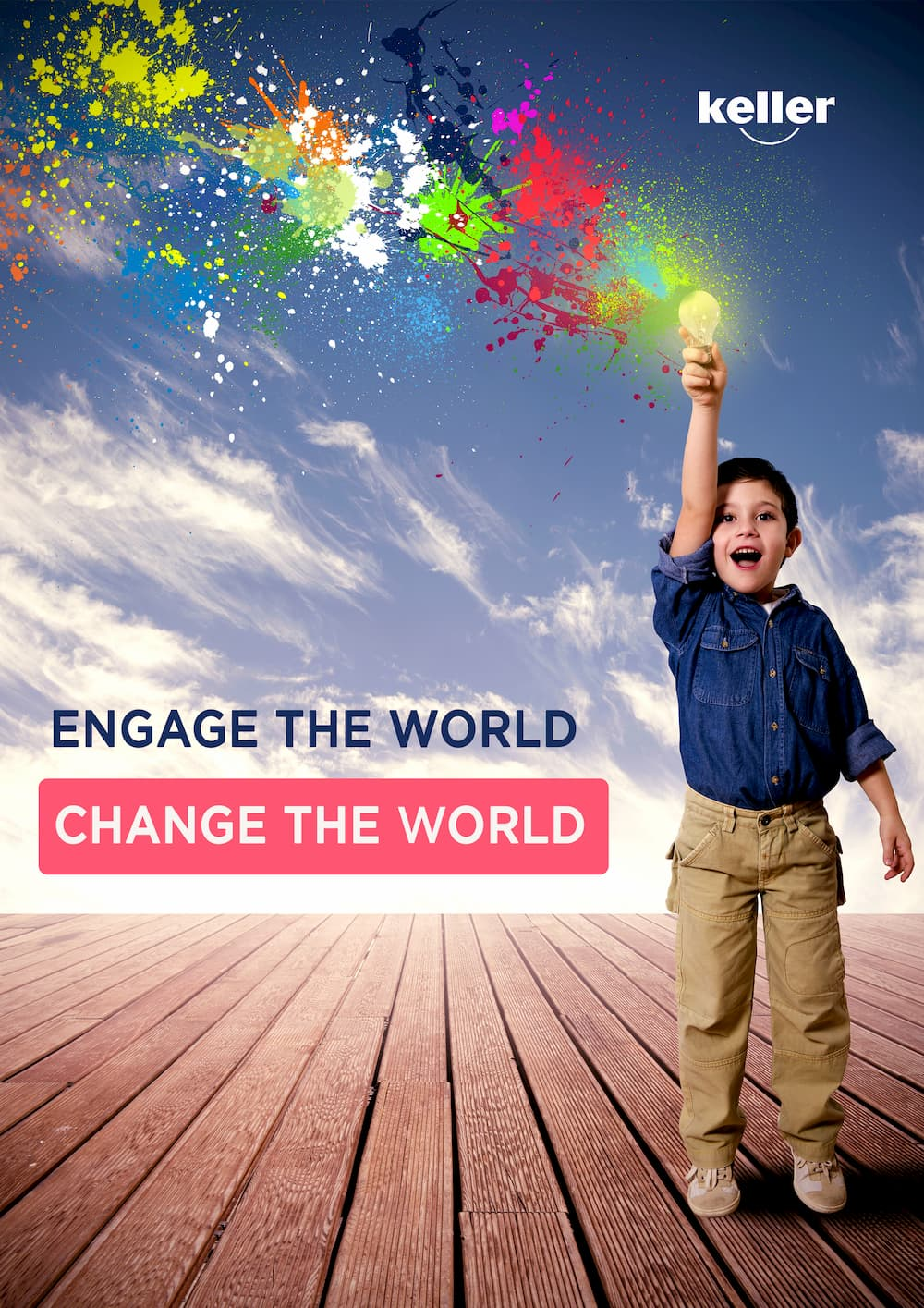 keller education - engage the world