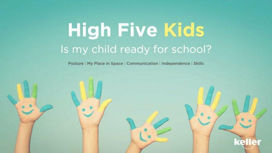 High Five Kids title Image